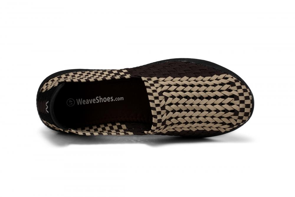 Mesh Shoe Mat Woven Shoes