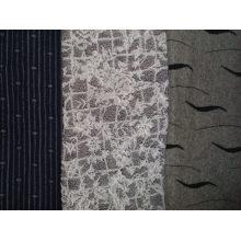 Tissu en tricot haute déformation Jacquard