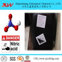 Acido nitrico garantito dalla qualità 68%
