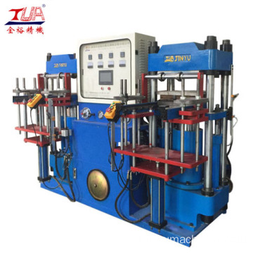 Machine de presse hydraulique de Production solide de silicone