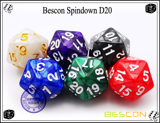 Bescon Spindown D20-2
