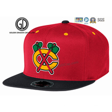 2016 Mode Nouveau Plat Carré Brim Era Snapback Baseball Cap