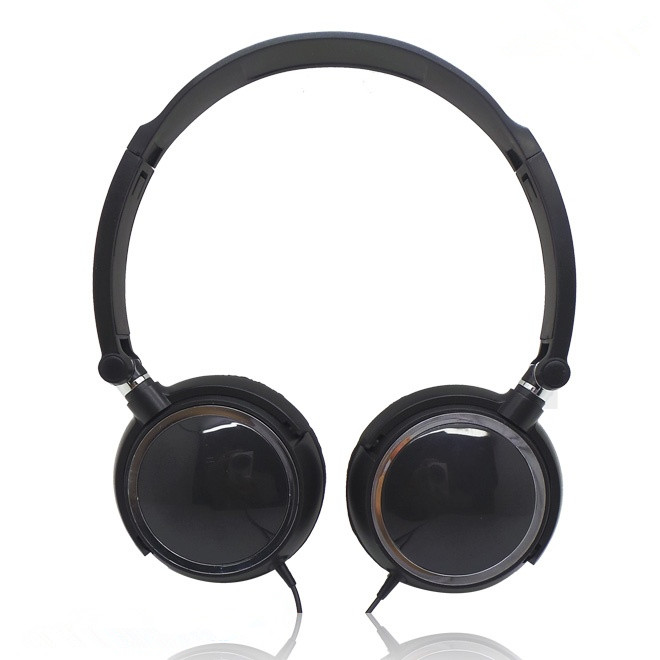 plastic head earphone
