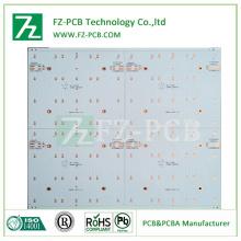 Muka satu aluminium PCB untuk SMD membawa modul PCB