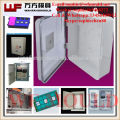 China supply quality products industrial mold/OEM Custom industrial plastic injection meter box mold supply