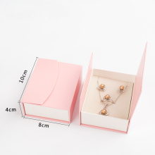 Custom Luxury Cardboard Ring Necklace Paper Box