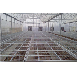 Skyplant Agriculture Greenhouse Seed Rolling Bench  Bed