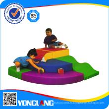 Aire de jeux intérieure en PVC