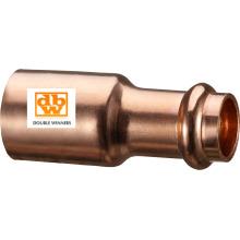 Kupfer-V-Profil-Reduzierstück, von 15 x 12 mm bis 108 x 76 mm