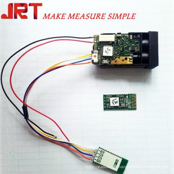 sensor de medição infravermelho digital da distância do laser do bluetooth