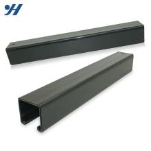 Construção de aço de dobra fria que pendura o preço de aço do canal de c, canal de aço de calibre claro