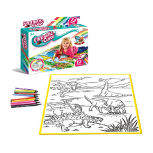 Kinder pädagogisches Lernen Spielzeug Leinwand Malerei Set (10254734)