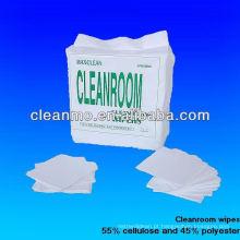limpezas industriais limpas 45% celulose + 55% poliéster