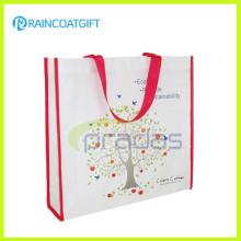 La bolsa de compras no tejida del totalizador de las compras para la promoción