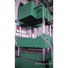 Prensa hidráulica de 800 toneladas