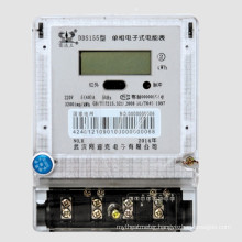 Class1 and 2 Active Energy Recorded Static Watt-Hour Meter