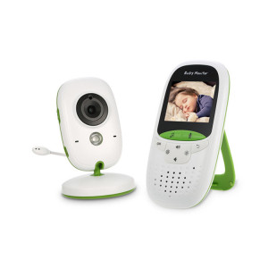 2018 2.4 GHZ Wireless Digital Baby Lullaby Monitor