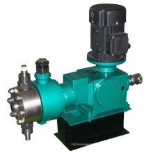 Bomba de diafragma hidráulica de alta presión para la industria petrolera y química