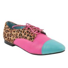 Neue Art-beiläufige flache Frauen-Schuhe (HCY02-1524)