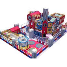 Aire de jeux intérieure commerciale de divertissement pour enfants