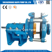 AHR Synthetic Elastomer Lined Mechanical Seal Ash Pump