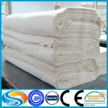 Polyester / Coton Matériau et tissé Techniques T / C Tissu gris