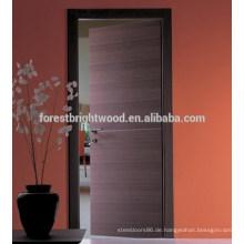 Fancy Flush Furnierte Türen für Hotels / Hotelzimmer Tür