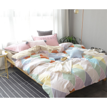 Reactive Printed Quilt Cover Sets