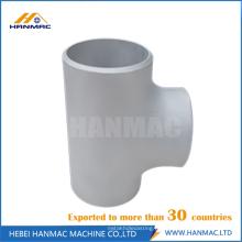6061 tubo de encaixe de liga de alumínio em aço