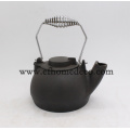 Cast Iron Teapot Kettle with Fliter