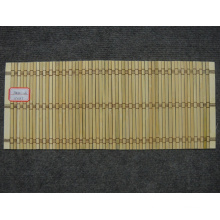 (BC-M1040) Handmade Natural Bamboo Rectangle Heat Insulation Placemat