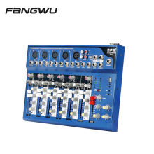 New Design USB Sound Mixer With Effects