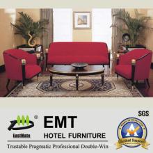 New Design Hotel Sofa Set (EMT-SF06)