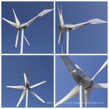Sky Series 800W Wind Turbine para uso doméstico