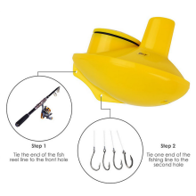 Sonar Fish Finder Per Drone
