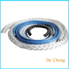 Color UHMWPE Braided Rope