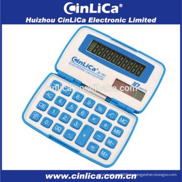 JS-10H 10-stelliger Mini-Taschenrechner elektronischer Taschenrechner für Geschäftsleute