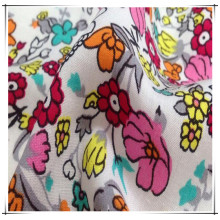 Rayon Printed Fabric For Dress