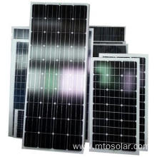 solar panel photovoltaic poly solar panel 75w