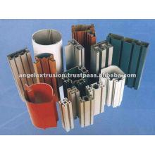 Perfil de alumínio para utilidade industrial