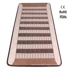Full Body Health Care Electric Infrared Heating Tourmaline Ceramic Mattress