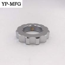 High Polishing Aluminum CNC Turning Milling Machinery Parts