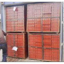 Venta caliente GHI TriTec Concrete Wall accesorios de andamios de acero de encofrado