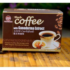 2 in 1 Instant Black Reishi Mushroom Coffee