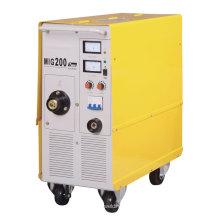 China Mejor calidad inversor DC MIG máquina de soldar MIG200y