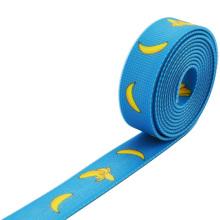 Webbing revestido barato do PVC do plástico da venda para o chicote de fios de segurança do cão