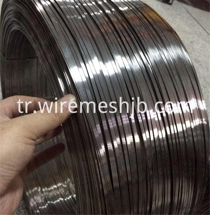 SS304 Flat Wire
