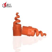 Buse de pulvérisation ABS \ frp tours de refroidissement à eau prier buse \ buses de pulvérisation en plastique