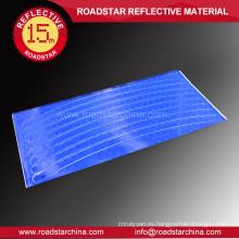 Alta visibilidad personalizada pegatina reflectante rueda