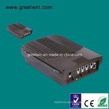 Repetidor de la señal del teléfono celular del repetidor de 43dBm Tetra para el sótano (GW-43-ICS400)